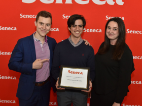 Seneca Awards Ceremony