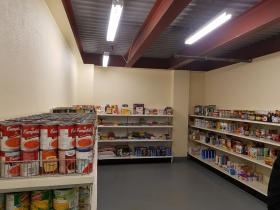 Food Bank Store